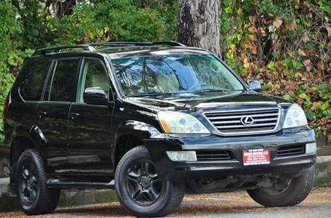 2006 Lexus GX 470 for sale at Brand Motors llc - Belmont Lot in Belmont CA