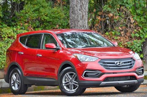 2017 Hyundai Santa Fe Sport for sale at Brand Motors llc - Belmont Lot in Belmont CA