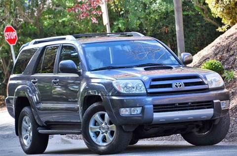 2005 Toyota 4Runner for sale at Brand Motors llc - Belmont Lot in Belmont CA