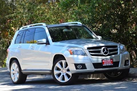 2010 Mercedes-Benz GLK for sale at Brand Motors llc - Belmont Lot in Belmont CA
