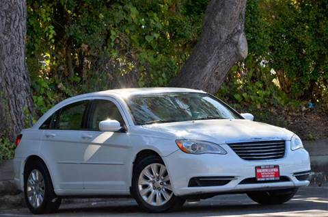 2012 Chrysler 200 for sale at Brand Motors llc - Belmont Lot in Belmont CA
