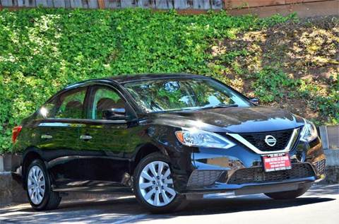 2017 Nissan Sentra for sale at Brand Motors llc - Belmont Lot in Belmont CA