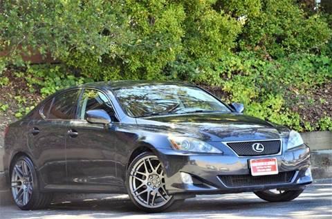 2007 Lexus IS 250 for sale at Brand Motors llc - Belmont Lot in Belmont CA