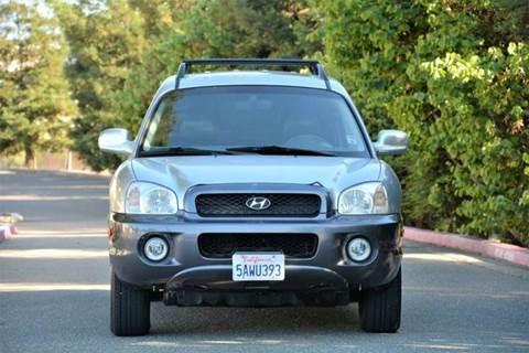 2003 Hyundai Santa Fe for sale at Brand Motors llc - Belmont Lot in Belmont CA