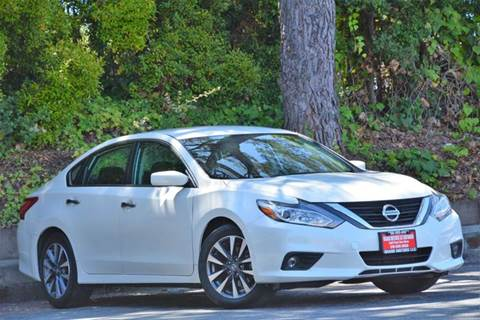 2017 Nissan Altima for sale at Brand Motors llc - Belmont Lot in Belmont CA