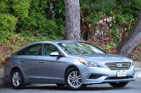 2017 Hyundai Sonata for sale at Brand Motors llc - Belmont Lot in Belmont CA