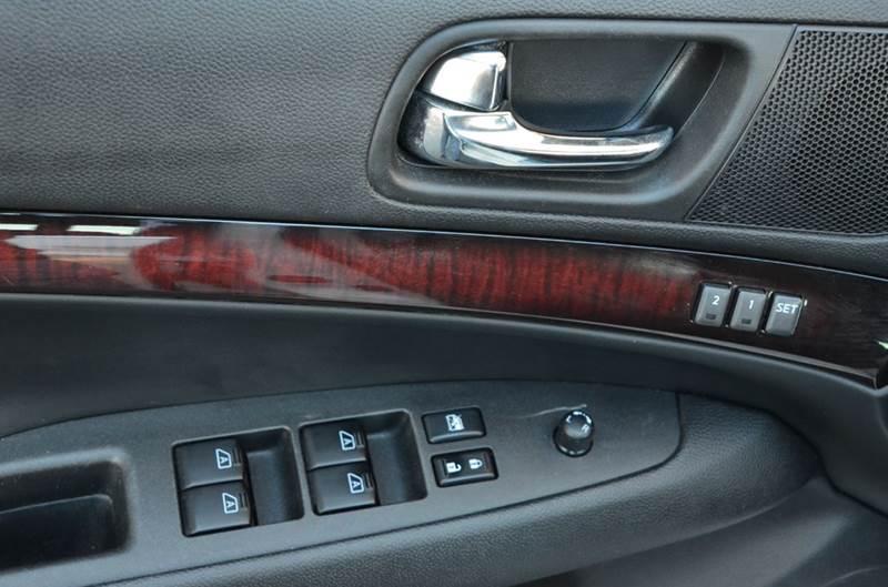 2012 Infiniti G37 Sedan x AWD 4dr Sedan - Belmont CA