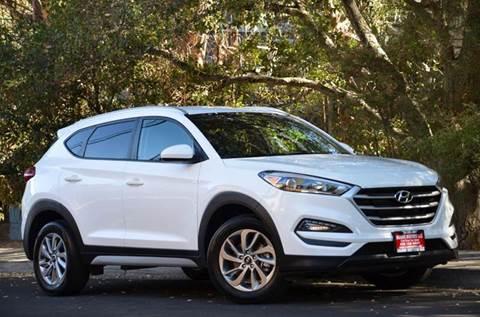 2018 Hyundai Tucson for sale at Brand Motors llc - Belmont Lot in Belmont CA