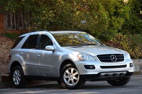 2006 Mercedes-Benz M-Class for sale at Brand Motors llc - Belmont Lot in Belmont CA