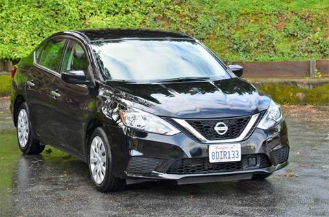 2018 Nissan Sentra for sale at Brand Motors llc - Belmont Lot in Belmont CA