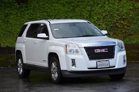 2012 GMC Terrain for sale at Brand Motors llc - Belmont Lot in Belmont CA
