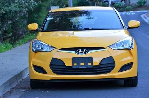 2015 Hyundai Veloster for sale at Brand Motors llc - Belmont Lot in Belmont CA