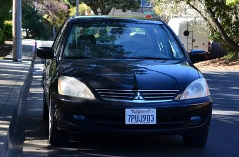 2006 Mitsubishi Lancer for sale at Brand Motors llc - Belmont Lot in Belmont CA