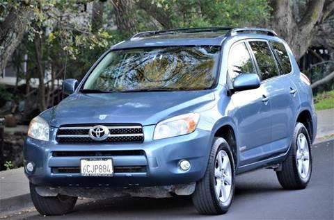 2008 Toyota RAV4 for sale at Brand Motors llc - Belmont Lot in Belmont CA