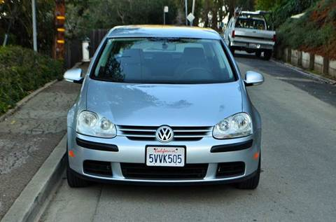 2006 Volkswagen Rabbit for sale at Brand Motors llc in Belmont CA