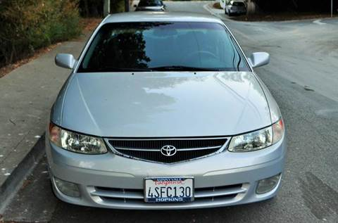 2001 Toyota Camry Solara for sale at Brand Motors llc in Belmont CA
