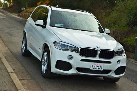 2015 BMW X5 for sale at Brand Motors llc in Belmont CA
