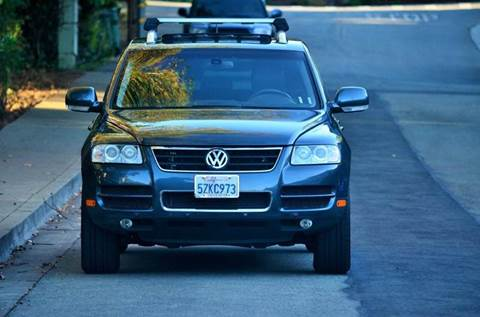 2007 Volkswagen Touareg for sale at Brand Motors llc in Belmont CA