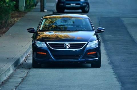 2012 Volkswagen CC for sale at Brand Motors llc in Belmont CA