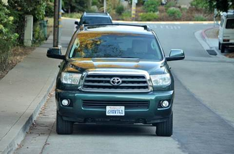 2008 Toyota Sequoia for sale at Brand Motors llc in Belmont CA