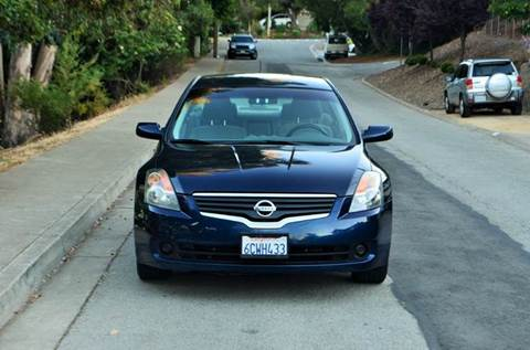 2007 Nissan Altima Hybrid for sale at Brand Motors llc in Belmont CA