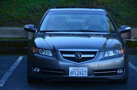 2008 Acura TL for sale at Brand Motors llc in Belmont CA