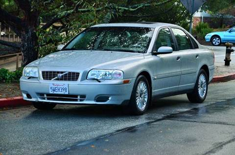 2004 Volvo S80 for sale at Brand Motors llc in Belmont CA