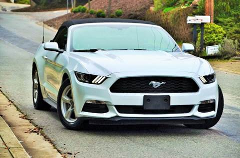 2015 Ford Mustang for sale at Brand Motors llc in Belmont CA