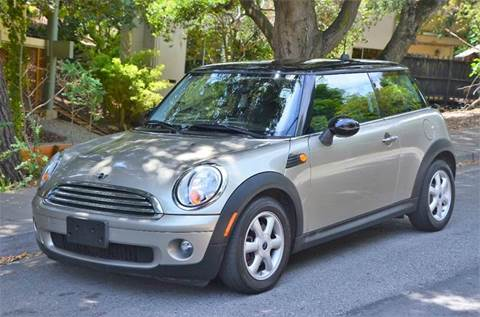 2009 MINI Cooper for sale at Brand Motors llc - Belmont Lot in Belmont CA