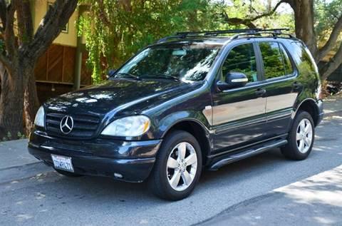 2000 Mercedes-Benz M-Class for sale at Brand Motors llc - Belmont Lot in Belmont CA