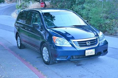 2010 Honda Odyssey for sale at Brand Motors llc - Belmont Lot in Belmont CA
