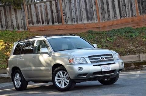 2006 Toyota Highlander Hybrid for sale at Brand Motors llc - Belmont Lot in Belmont CA