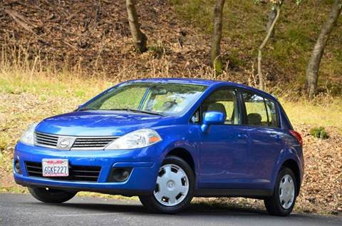 2009 Nissan Versa for sale at Brand Motors llc - Belmont Lot in Belmont CA