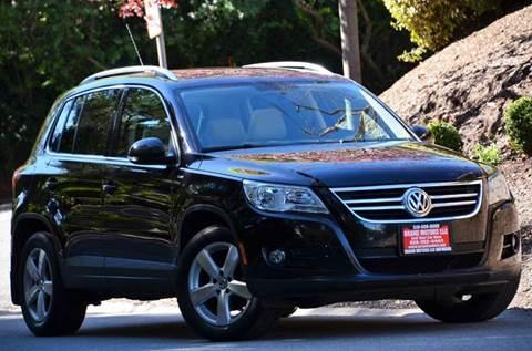 2010 Volkswagen Tiguan for sale at Brand Motors llc - Belmont Lot in Belmont CA