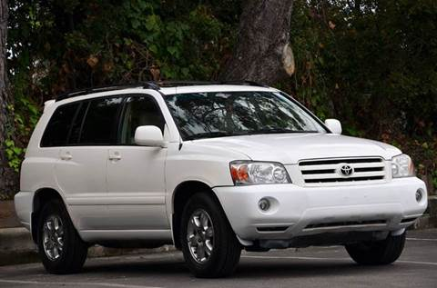 2007 Toyota Highlander for sale at Brand Motors llc - Belmont Lot in Belmont CA