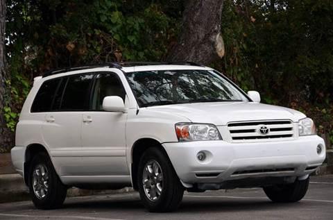 2007 Toyota Highlander for sale at Brand Motors llc - Belmont Lot in Belmont CA