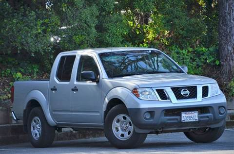 2012 Nissan Frontier for sale at Brand Motors llc - Belmont Lot in Belmont CA