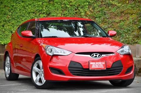 2013 Hyundai Veloster for sale at Brand Motors llc - Belmont Lot in Belmont CA