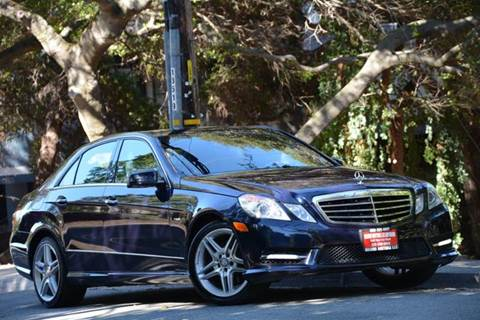 2012 Mercedes-Benz E-Class for sale at Brand Motors llc - Belmont Lot in Belmont CA