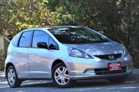 2011 Honda Fit for sale at Brand Motors llc - Belmont Lot in Belmont CA