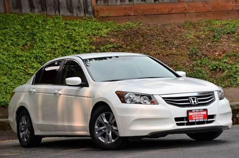 2012 Honda Accord for sale at Brand Motors llc - Belmont Lot in Belmont CA
