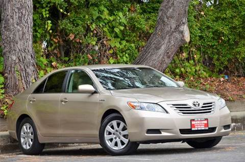 2009 Toyota Camry Hybrid for sale at Brand Motors llc - Belmont Lot in Belmont CA