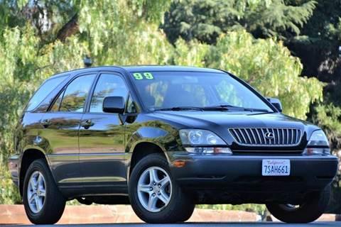 1999 Lexus RX 300 for sale at Brand Motors llc - Belmont Lot in Belmont CA