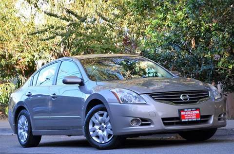 2012 Nissan Altima for sale at Brand Motors llc - Belmont Lot in Belmont CA