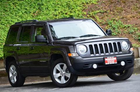 2014 Jeep Patriot for sale at Brand Motors llc - Belmont Lot in Belmont CA