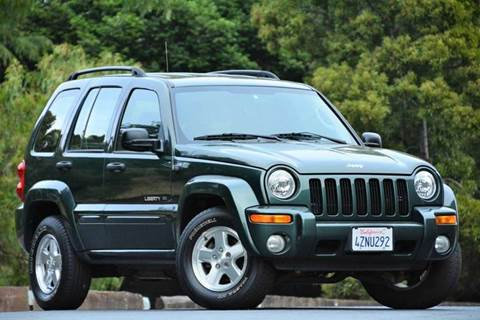 2003 Jeep Liberty for sale at Brand Motors llc - Belmont Lot in Belmont CA