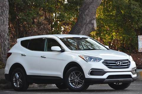 2018 Hyundai Santa Fe Sport for sale at Brand Motors llc - Belmont Lot in Belmont CA