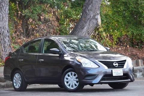 2015 Nissan Versa for sale at Brand Motors llc - Belmont Lot in Belmont CA