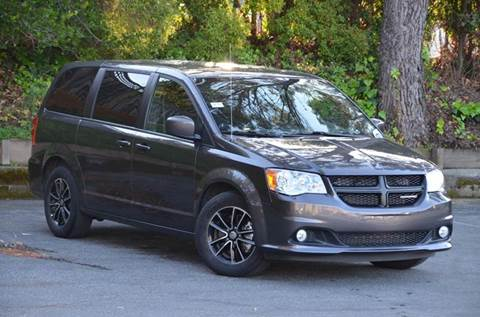 2018 Dodge Grand Caravan for sale at Brand Motors llc - Belmont Lot in Belmont CA
