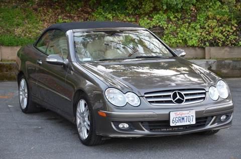 2009 Mercedes-Benz CLK for sale at Brand Motors llc - Belmont Lot in Belmont CA